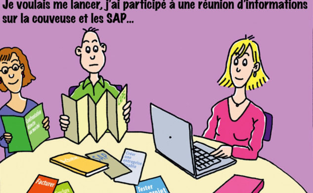 Réunions d'informations collectives