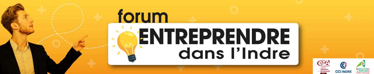 Forum de l'Entreprise dans l'Indre