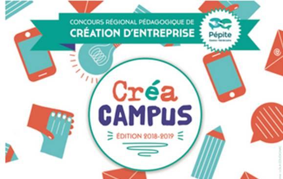 Retour sur la participation du PLES à la journée Créa Campus 2018-2019