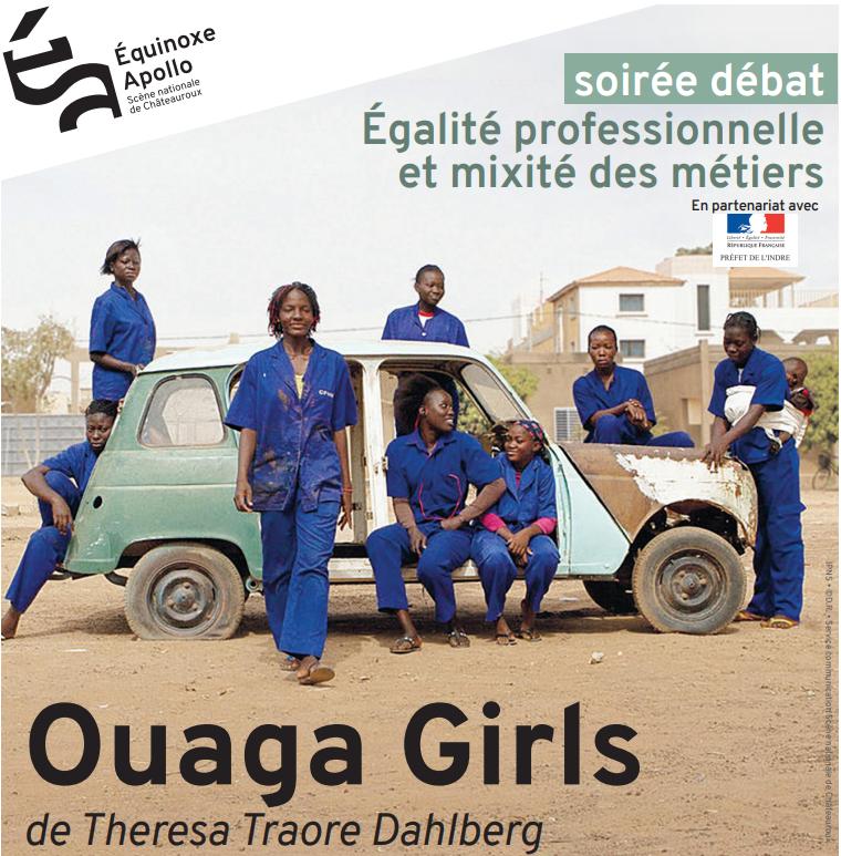Semaine de l'égalité professionnelle : 3 Octobre à 20 h 30 soirée débat au Cinéma l'Apollo