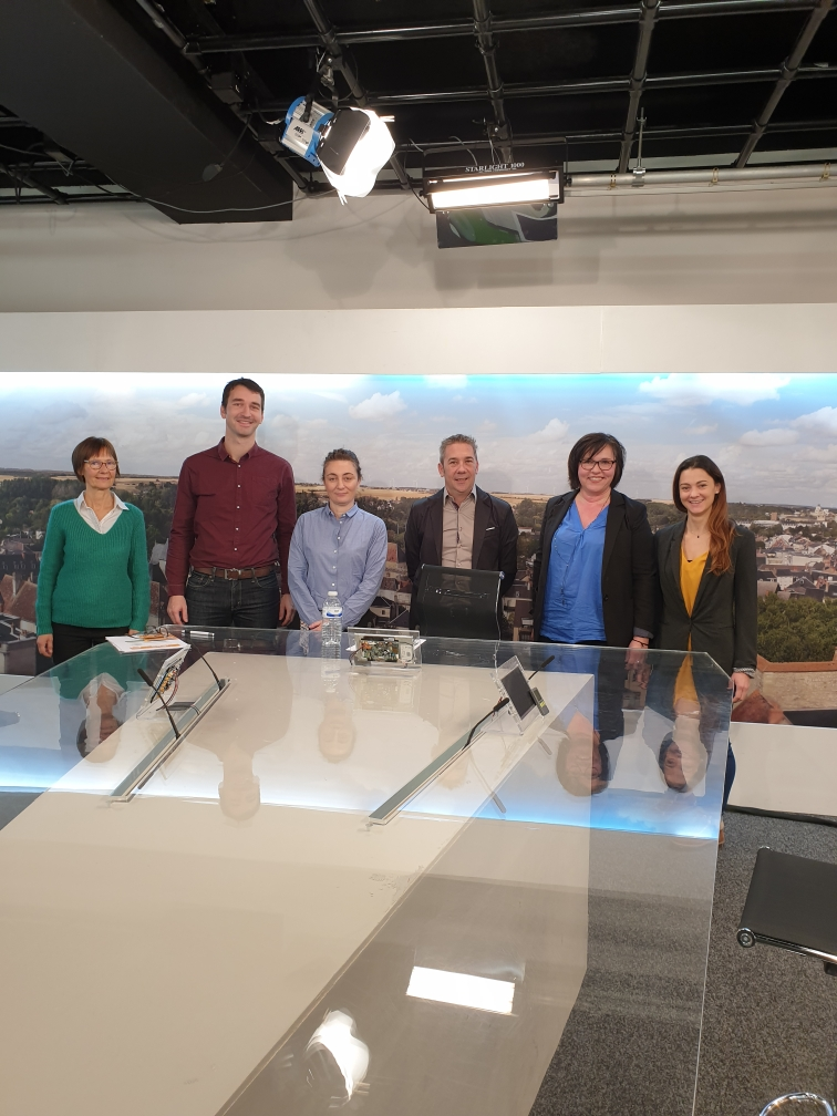 Retour sur la participation du PLES à l' Émission «Initiatives» de Bip TV sur le mois de l'ESS