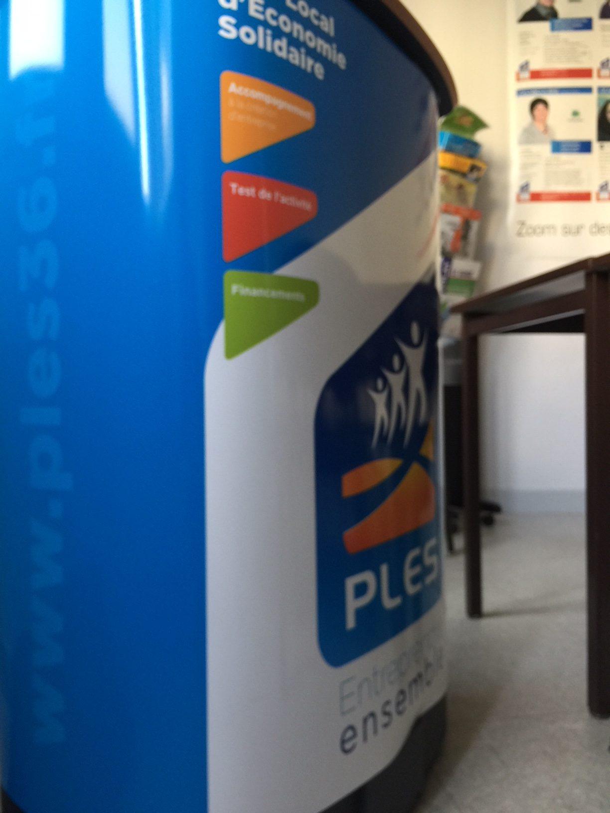 Vidéo: Présentation du Pôle Local d'Economie Solidaire (PLES 36)