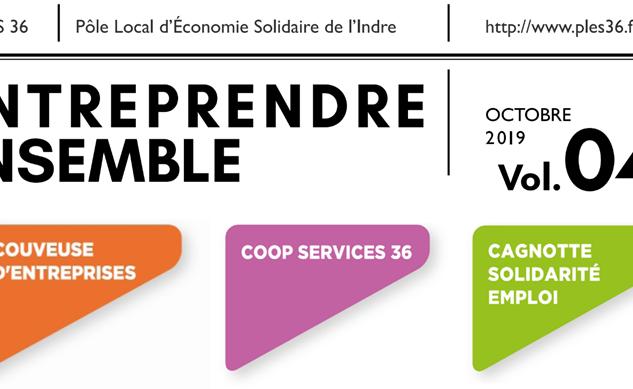 Entreprendre Ensemble 04: Le bulletin du PLES